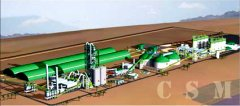 1.Raw Material Crushing and Pre-homogenization