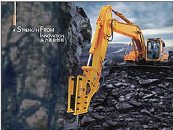 High quality hydraulic hammer